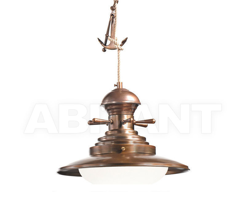 Купить Светильник Cremasco Illuminazione snc Laguna Veneta 632/1S-BR
