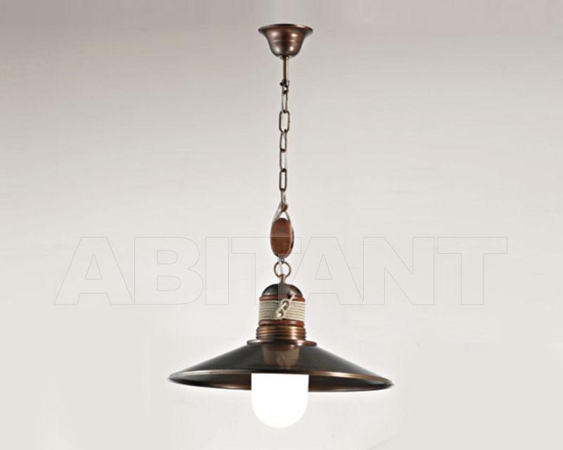 Купить Светильник Cremasco Illuminazione snc Laguna Veneta 0641/1S-GR-BR-BI