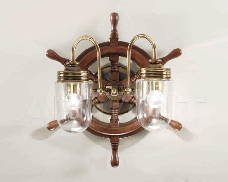 Купить Бра Cremasco Illuminazione snc Laguna Veneta 4021/2AP-BRSF-TR