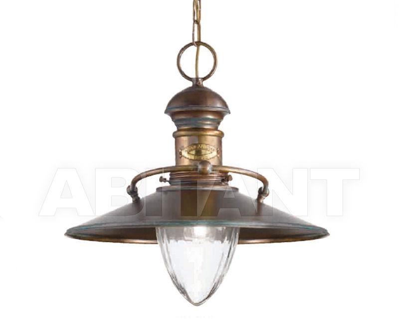 Купить Светильник Cremasco Illuminazione snc Laguna Veneta 4042/1S-BRVE