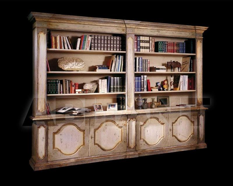 Купить Библиотека Tiemme Mobili d'Arte Decor Millennio MONNALISA LIBRERIA 4