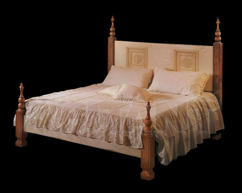Купить Кровать Tiemme Mobili d'Arte Decor Millennio CATTEDRALE