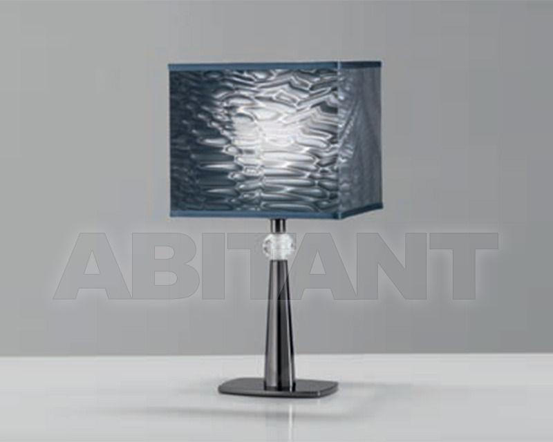 Купить Лампа настольная Cremasco Illuminazione snc Opere Di Luce 5076/1LU-NN-GR