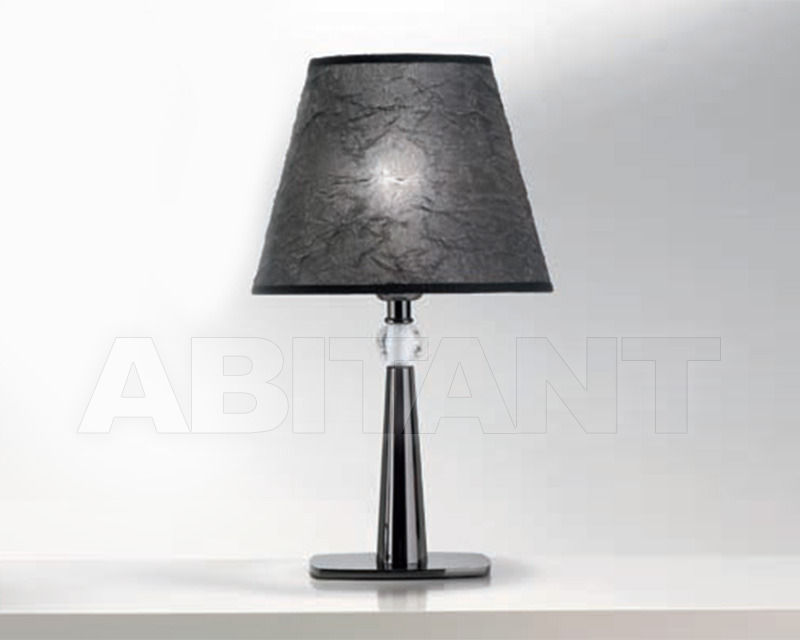Купить Лампа настольная Cremasco Illuminazione snc Opere Di Luce 5076/1LU-NN-ST