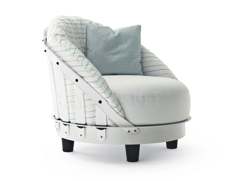 Купить Кресло Meritalia Afra E Tobia Scarpa ELOISA Poltrona