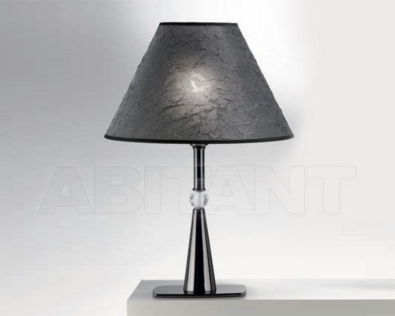Купить Лампа настольная Cremasco Illuminazione snc Opere Di Luce 5077/1LA-NN-ST