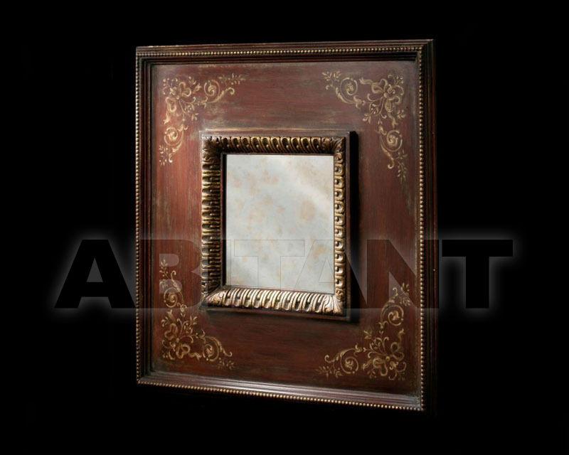 Купить Зеркало настенное Tiemme Mobili d'Arte Decor Millennio FLOREO