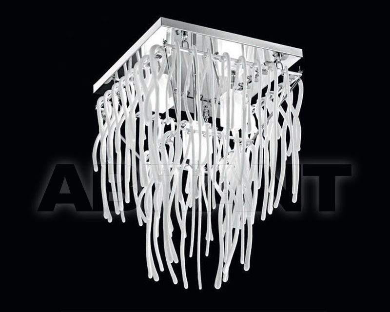 Купить Люстра Cremasco Illuminazione snc Opere Di Luce 5099/3PL-CR-BI
