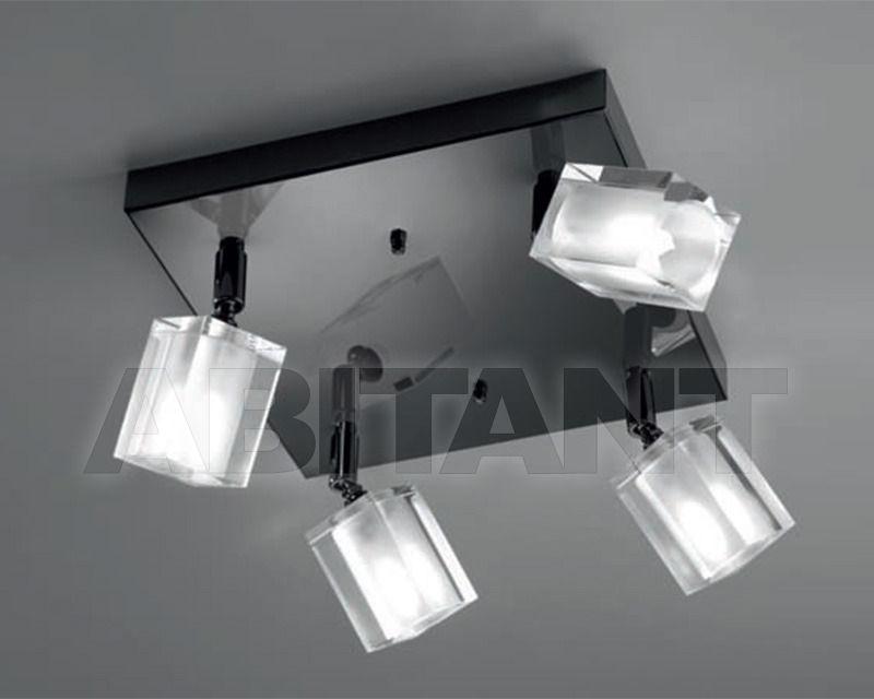 Купить Светильник-спот Cremasco Illuminazione snc Opere Di Luce 5110/4PL-NN