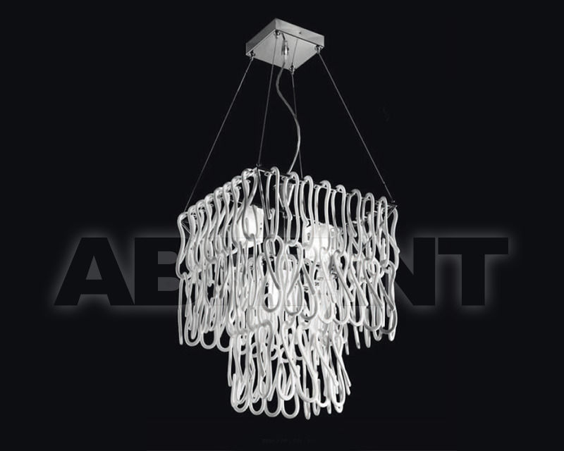 Купить Люстра Cremasco Illuminazione snc Opere Di Luce 5121/3S-CR-BI-96