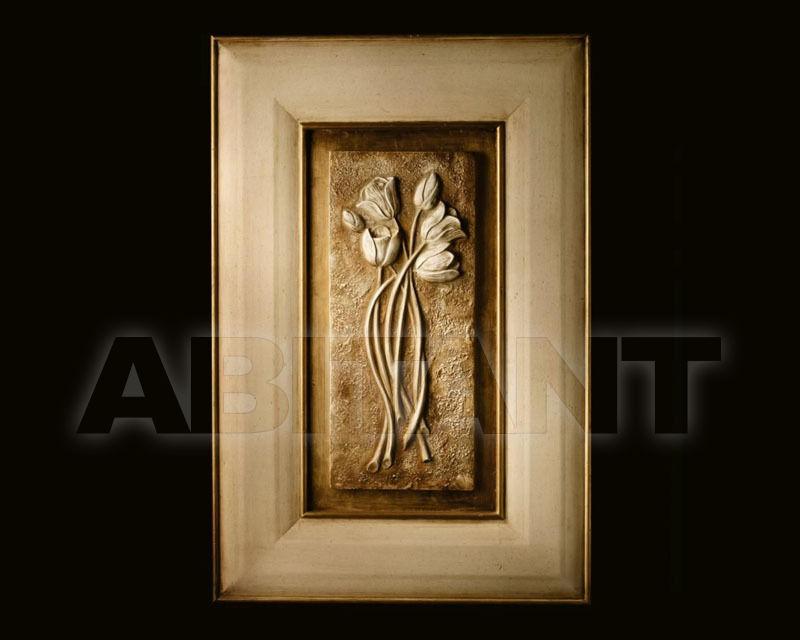 Купить Декоративное панно Tiemme Mobili d'Arte Rich FLOS TULIPANI