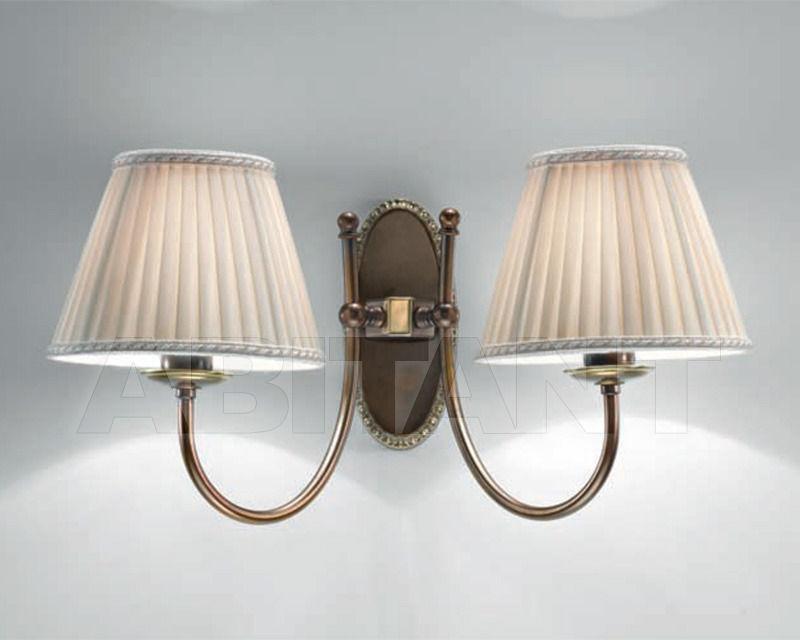 Купить Бра Cremasco Illuminazione snc Opere Di Luce 651/2AP