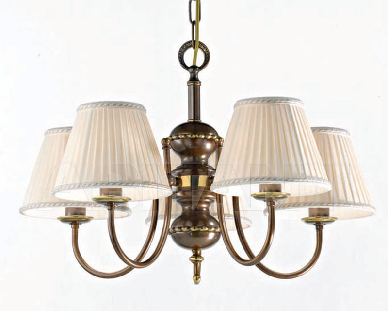 Купить Люстра Cremasco Illuminazione snc Opere Di Luce 653/5S