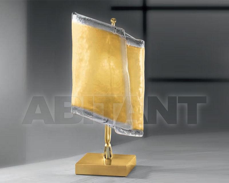 Купить Лампа настольная Cremasco Illuminazione snc Opere Di Luce 715/1LA-OS-AM-32
