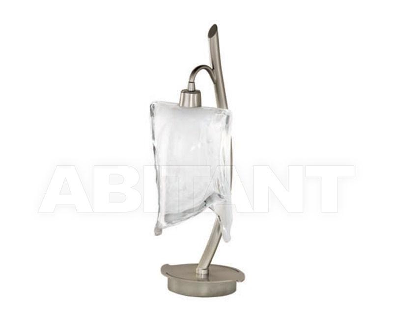 Купить Лампа настольная Cremasco Illuminazione snc Opere Di Luce 2602/1LU.NS.BI