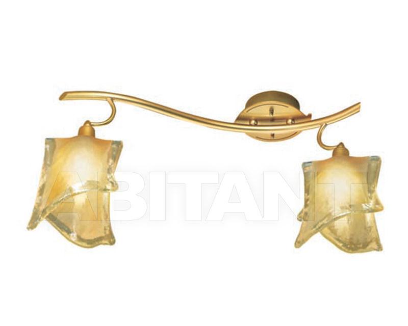 Купить Светильник Cremasco Illuminazione snc Opere Di Luce 2603/2PL.OS.AM/BA