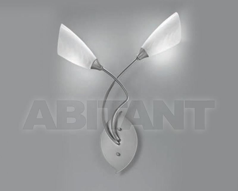 Купить Бра Cremasco Illuminazione snc Opere Di Luce 2660/2AP-NS-BI