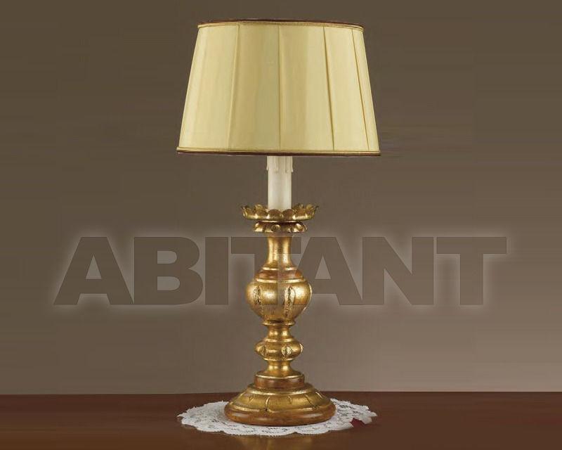 Купить Лампа настольная Epoca Lampadari snc  Epoca 2007 1388/L1
