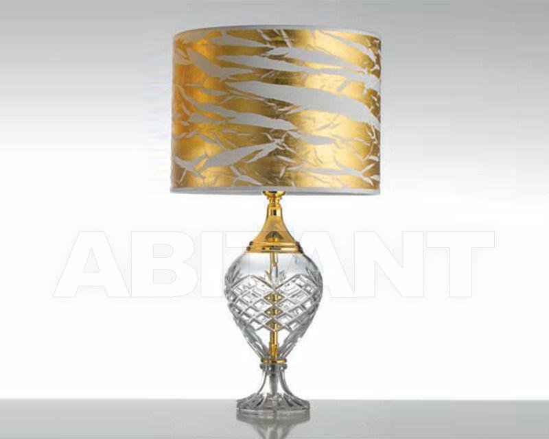Купить Лампа настольная Cremasco Illuminazione snc Opere Di Luce 3010/1LU-OL