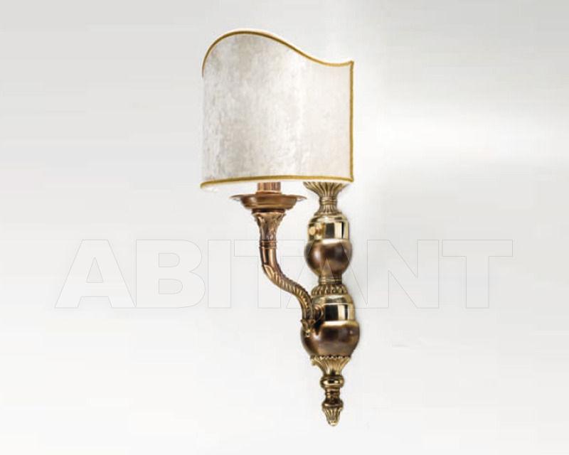Купить Бра Cremasco Illuminazione snc Opere Di Luce 4002/1AP-BRSF