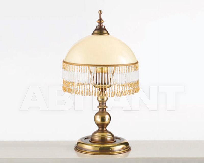 Купить Лампа настольная Cremasco Illuminazione snc Opere Di Luce 4071/1LU-BRSF