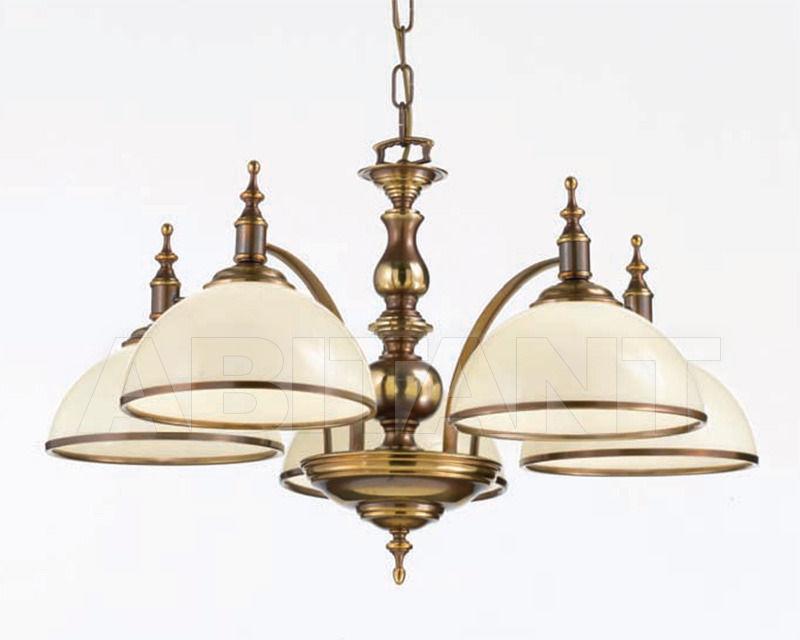 Купить Люстра Cremasco Illuminazione snc Opere Di Luce 40765S-BRSF
