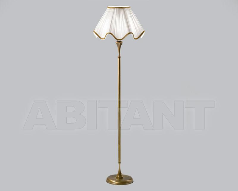 Купить Торшер Cremasco Illuminazione snc Opere Di Luce 4081/1P-BRSA
