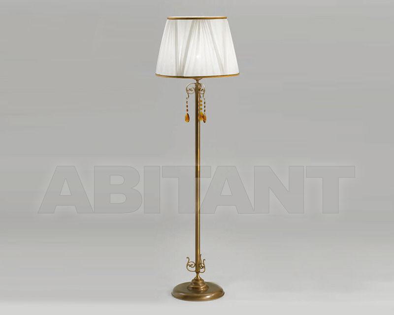 Купить Торшер Cremasco Illuminazione snc Opere Di Luce 40901P-BRSA-AM-BA