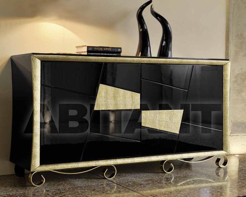 Купить Комод Modo10 è un marchio Bianchini S.r.l.  Decor Luxury DCN2821K‐NL