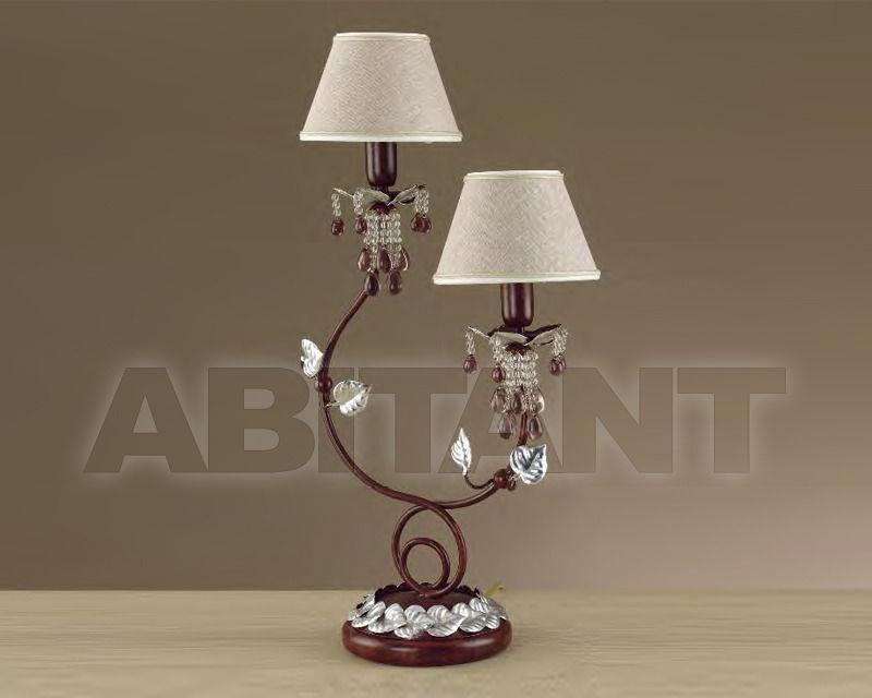 Купить Лампа настольная Epoca Lampadari snc  Epoca 2007 1392/LG2