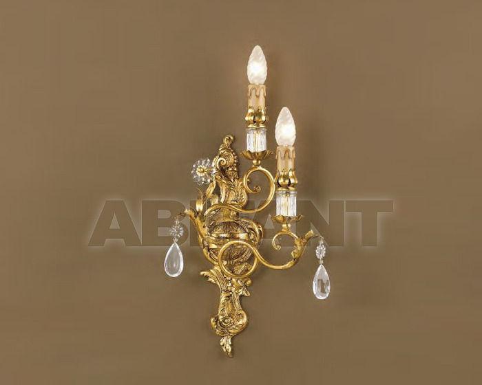 Купить Светильник настенный Epoca Lampadari snc  Epoca 2007 901/A2