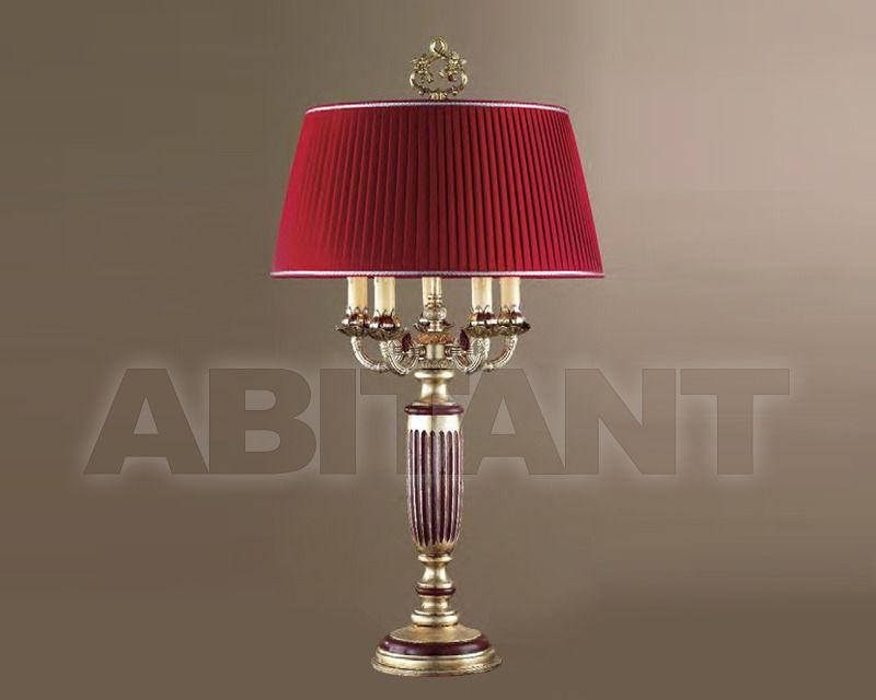 Купить Лампа настольная Epoca Lampadari snc  Epoca 2007 902/LG5