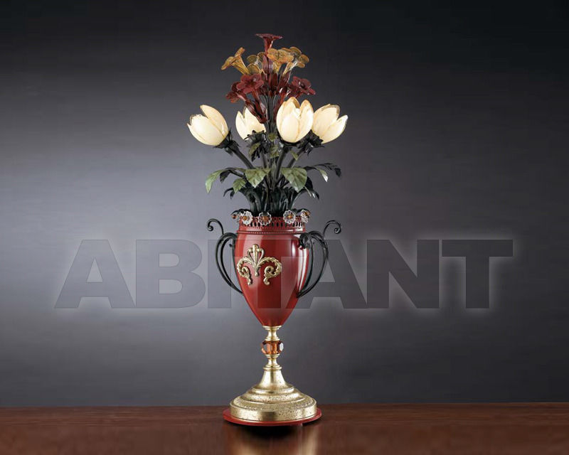 Купить Лампа настольная Epoca Lampadari snc  Epoca 2009 1396/LG4
