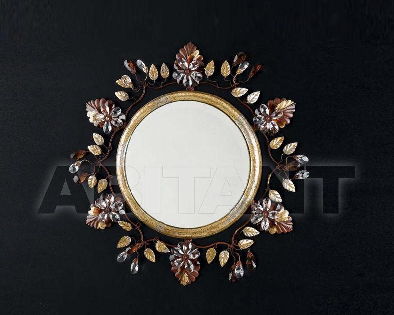 Купить Зеркало настенное Epoca Lampadari snc  Epoca 2009 1394D60/SPEC