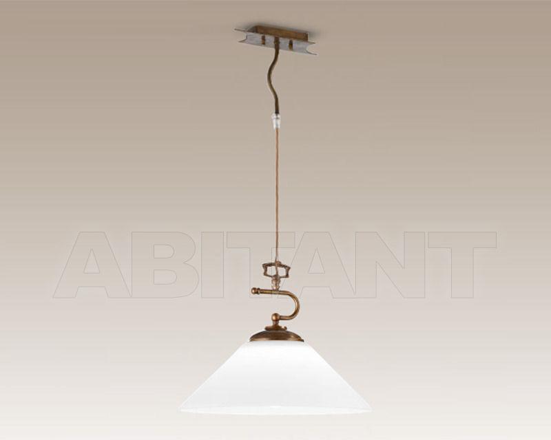 Купить Светильник Cremasco Illuminazione snc Vecchioveneto 0348/1S-BR-VE4