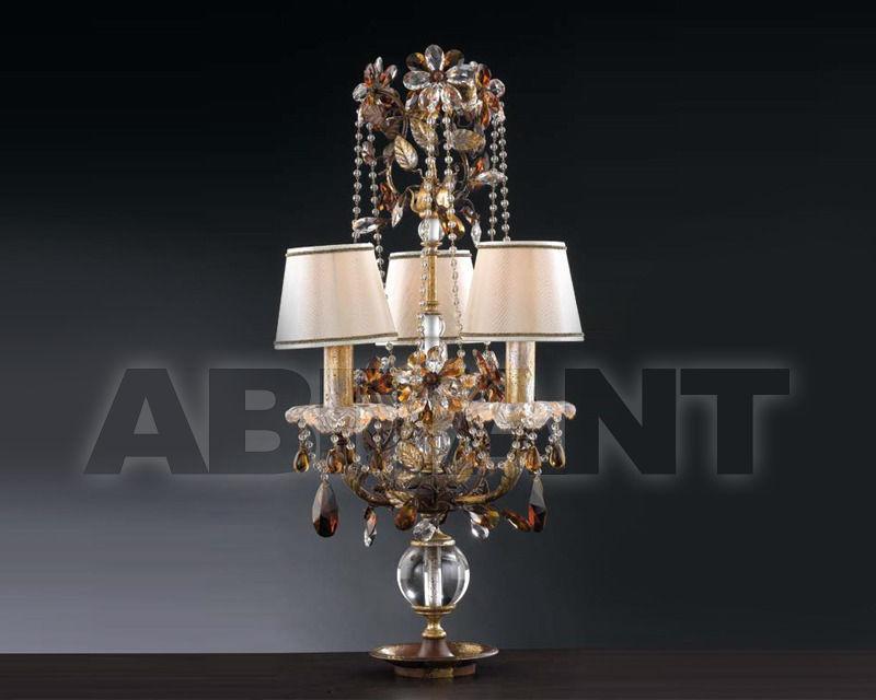 Купить Лампа настольная Epoca Lampadari snc  Epoca 2007 1394/LG3P