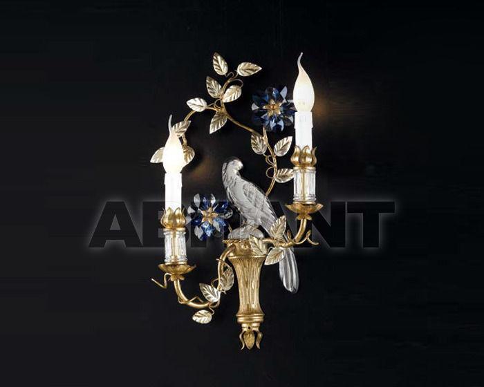 Купить Светильник настенный Epoca Lampadari snc  Epoca 2009 1406/A2 SX