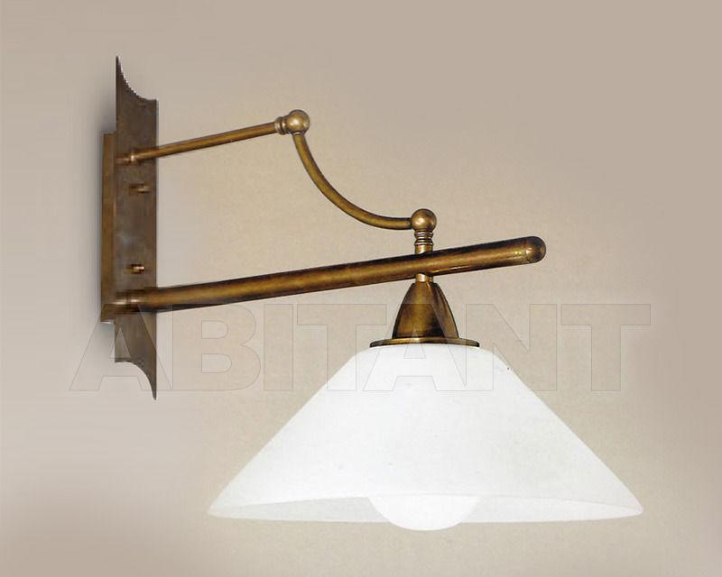Купить Бра Cremasco Illuminazione snc Vecchioveneto 0352/1AP-BR-VE4