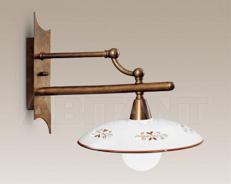 Купить Бра Cremasco Illuminazione snc Vecchioveneto 0353/1AP-BR-CE1-..