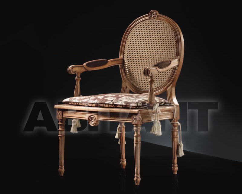 Купить Стул с подлокотниками PETRA 100X100 Classico EIE srl Pernechele 426/P