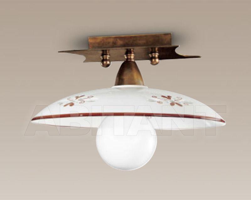 Купить Светильник Cremasco Illuminazione snc Vecchioveneto 0355/1PL-BR-CE1-..
