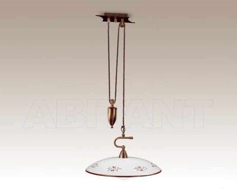 Купить Светильник Cremasco Illuminazione snc Vecchioveneto 0356/1S-BR-CE1-..
