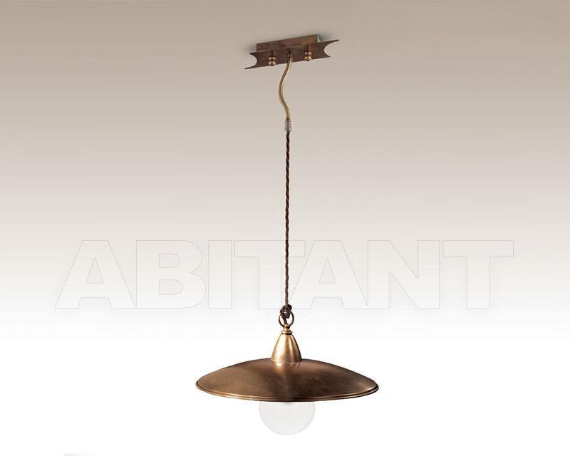 Купить Светильник Cremasco Illuminazione snc Vecchioveneto 0358/1S-GR-BOM-BR
