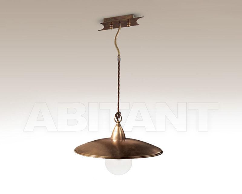 Купить Светильник Cremasco Illuminazione snc Vecchioveneto 0358/1S-PC-BOM-BR