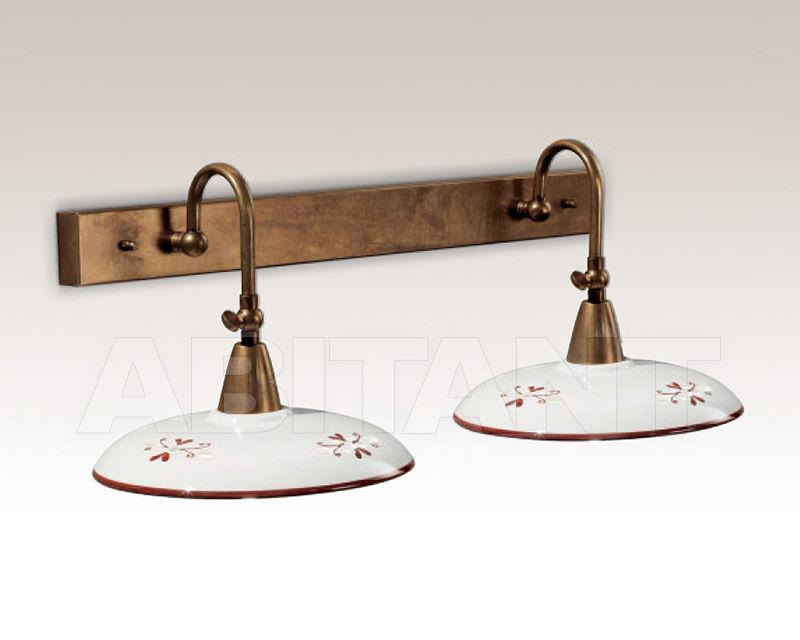 Купить Бра Cremasco Illuminazione snc Vecchioveneto 0363/2AP-BR-CE1-..