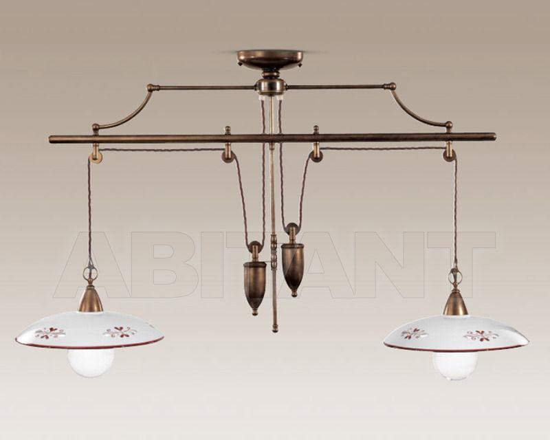 Купить Светильник Cremasco Illuminazione snc Vecchioveneto 0364/2S-BR-CE1-..