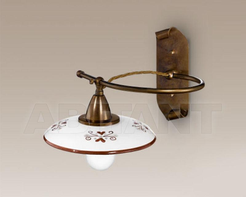 Купить Бра Cremasco Illuminazione snc Vecchioveneto 0376/1AP-CE1-..