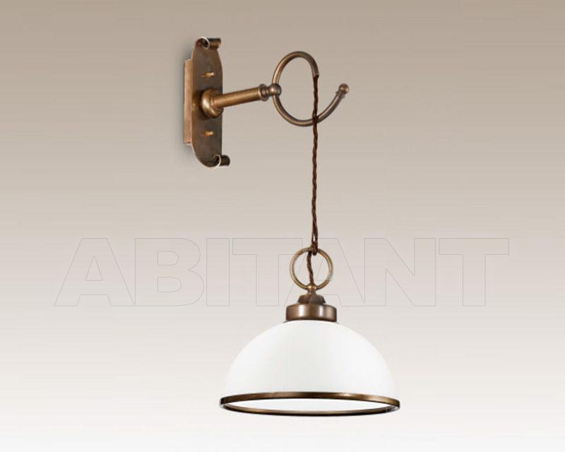 Купить Бра Cremasco Illuminazione snc Vecchioveneto 0377/1AP-VE2-AV
