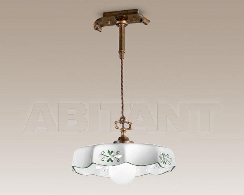 Купить Светильник Cremasco Illuminazione snc Vecchioveneto 0380/1S-BR-CE2-36-..