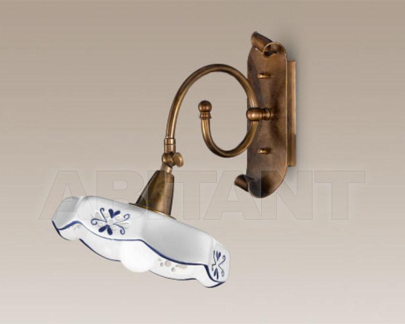 Купить Бра Cremasco Illuminazione snc Vecchioveneto 0385/1AP-CE2-..